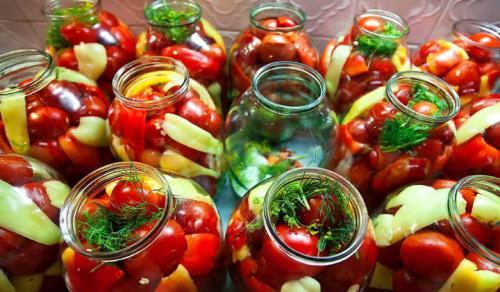 Сахарные помидоры заготовки на зиму. Помидоры на зиму. 6 вкусных рецептов заготовки помидоров