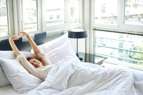 Гимнастика для ленивых в постели. Гимнастика для красоты