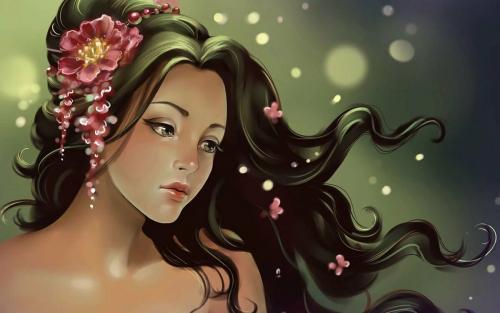 Комнатный цветок для Девы. Цветы счастья Девы
