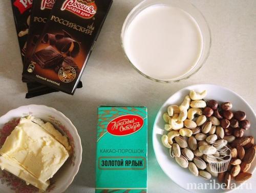 Как приготовить трюфели в домашних условиях. Классические трюфели