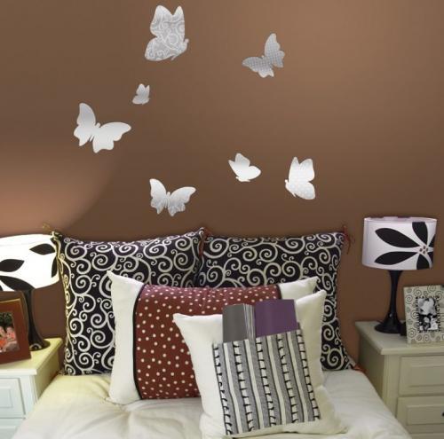 Трафареты бабочек. Трафарет бабочки: уникальные идеи для создания современного дизайна (80 фото + видео)