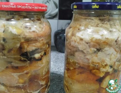 Тушенка домашняя рецепт свиная. Тушенка домашняя из свинины